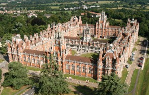 BSGCT Conference 2013 Venue - Royal Holloway
